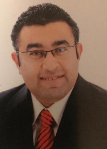 د. أشرف علي عبدالفتاح